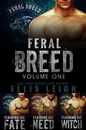 Free Read Feral Breed Volume One Feral Breed Motorcycle Club Paranormal Romance Books Paranormal Romance Ebook