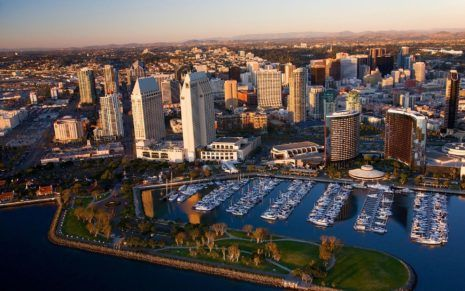 Sea Of San Diego Hd Wallpaper Tourist Places City Places In America
