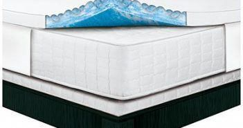 Serta Rest Queen 3 Gel Memory Foam Mattress Topper Review Memoryfoammattresshealthy Mattress Mattress Topper Reviews Mattress Topper