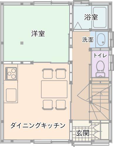 集中的な耐震 断熱で ちょうどいいサイズのリフォーム 東京の