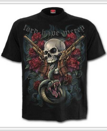 8d21cca82 Camisetas de Calaveras ✅ Diseños Espectaculares en XTREM | Estilo ...