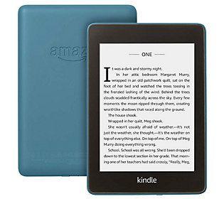 Amazon 6 Kindle Paperwhite E Reader 8gb Qvc Com In 2020 Kindle Paperwhite Paperwhites Kindle
