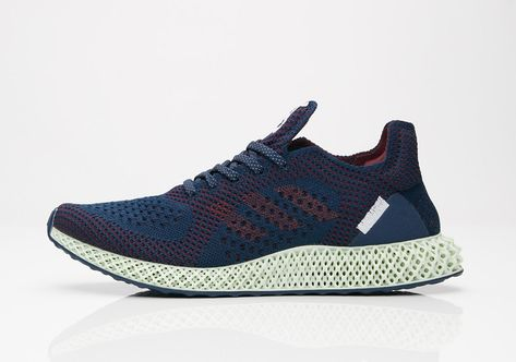 reputable site 412ed b3579 Sneakersnstuff Reveals Collaboration With The adidas Consortium 4D