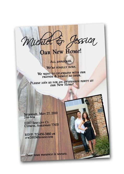 Moving announcement or house warming party invitation also we  ve moved rh pinterest