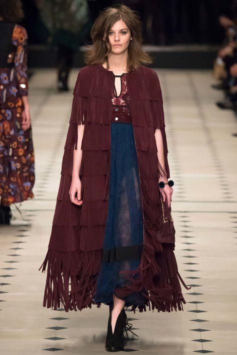 Burberry Prorsum Fall 2015 Ready-to-Wear Collection Photos - Vogue