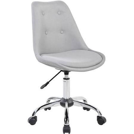 Fine Light Grey Desk Or Task Chair Armless Google Search Gmtry Best Dining Table And Chair Ideas Images Gmtryco