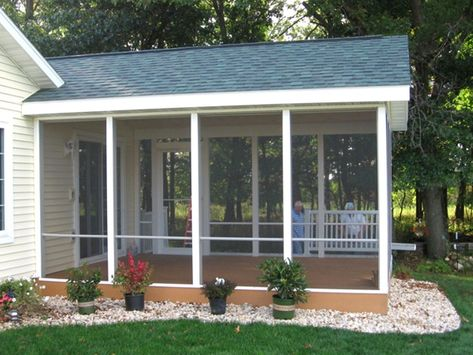 Easy Screened In Porch Ideas Make Screened In Porch Easy Screened