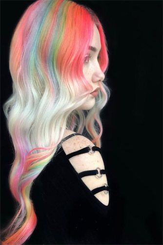 31 Stylish and Fun Hair Dye ideas to try in 2019 Hair dye is ...