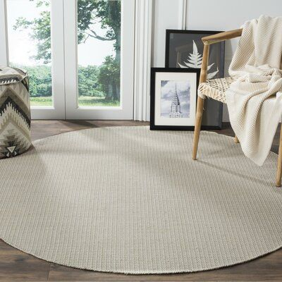 Bay Isle Home Adeline Handwoven Flatweave Cotton Olive Area Rug Rug Size Rectangle 8 X 10 Round Area Rugs Rugs Area Rugs