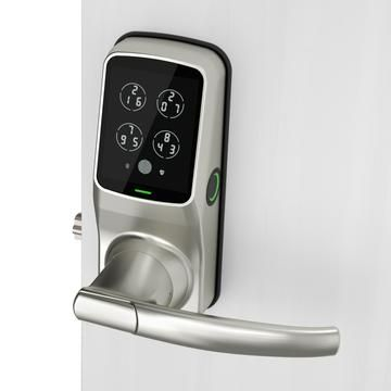Lockly Secure Pro Smart Lock Works With Alexa Latches