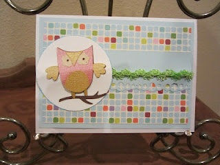 owl from storybook