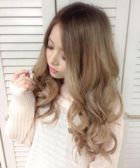 Pin By Is Abil On Hair Color Ideas Hair Styles Hair Color Asian Long Hair Styles