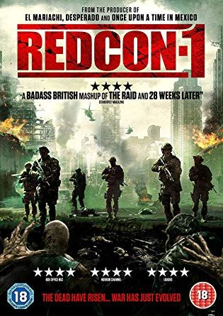 Amazon Com Redcon 1 Dvd Movies Tv In And Out Movie Independent Movie Zombie Movies