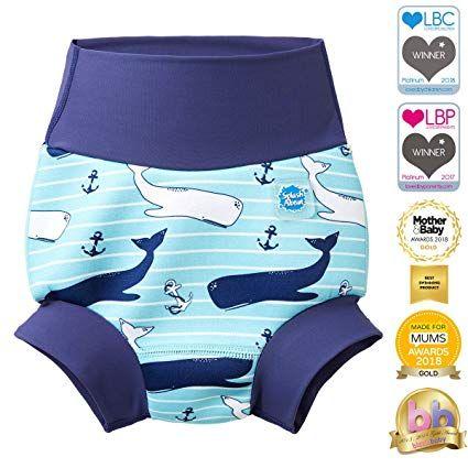 Splash About Kinder New Improved Happy Nappy Verbesserte