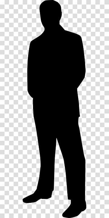 Silhouette Person Suit Man Transparent Background Png Clipart Person Silhouette Silhouette Man Silhouette Illustration