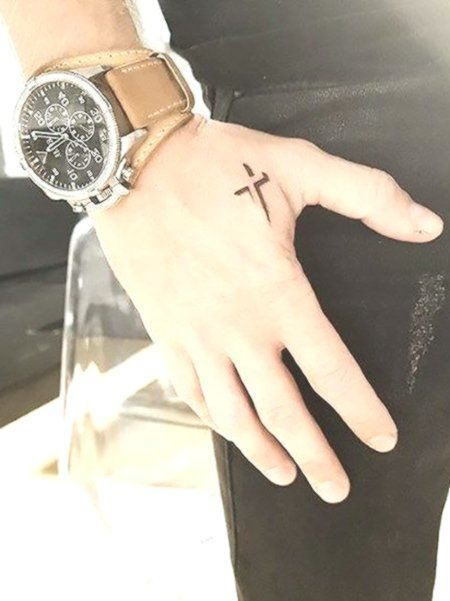 30 Cool Little Tattoo Ideas For Men Tattoos Cool For Little M 3 Ideas Littl In 2020 Small Tattoos For Guys Tattoos For Guys Cool Little Tattoos