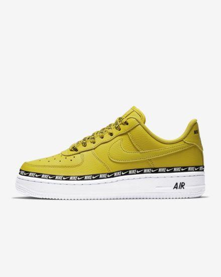 nike air force 1 07 se jaune