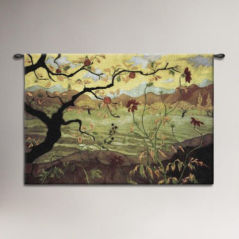 ART POSTER Apple Tree With Fruit Paul Ranson