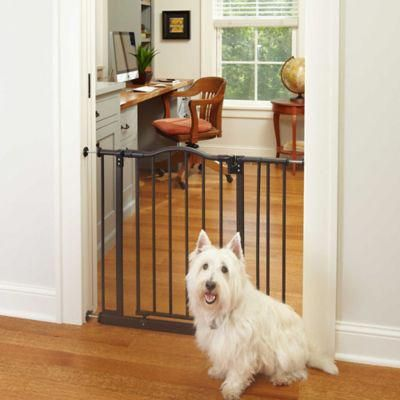 Dog Gates For The House Extra Wide Dog Gate For Doorway Doge