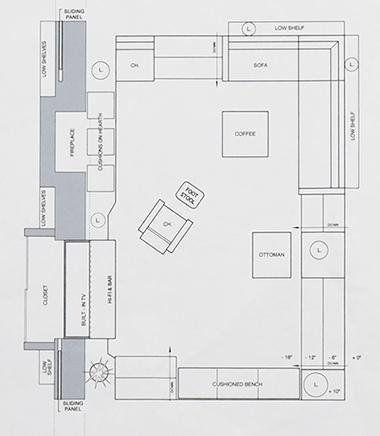 Don Megan S Apartment Set Design Floorplan Current Price 150 Floor Plans Apartment Floor Plan Hollywood Homes