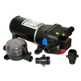 Flojet Heavy Duty Deck Wash Pump 40psi 4 3gpm 12v Water Pressure Pump Pressure Pump Heavy Duty