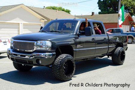 2003 Gmc Sierra 2500 Hd Fuel Maverick Toyo Open Country Mt Gmc Sierra Trucks Gmc Sierra 2500hd
