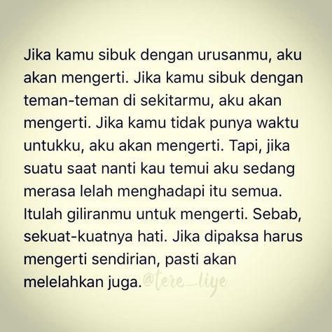 Relationship Quotes Quotes Galau Indonesian Quotes Cinta Quotes