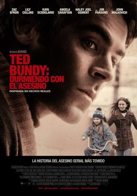 Poster Ted Bundy Ted Bundy Evil Lily Collins