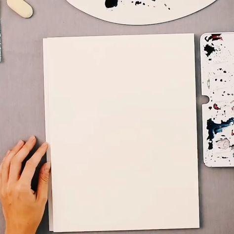 How To Paint Beginner Watercolor Tutorial