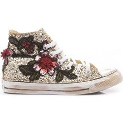 converse all star brillantini donna