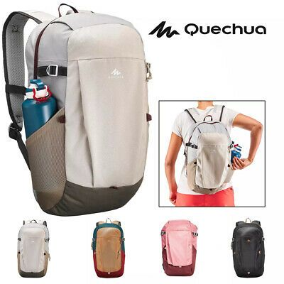 Advertisement Ebay Quechua 20l Backpack Nh100 Country Walking Day Pack By Decathlon Multiple Colors Hiking Day Pack 20l Backpack Day Backpacks