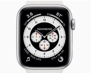 ساعة آبل واتش ايدشن سيريس 6 Apple Watch Edition Series 6 Apple Watch Edition Apple Watch Breitling Watch