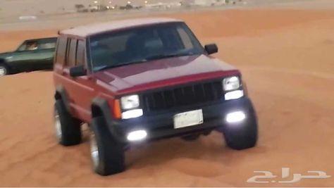 مهم لعشاق شروكي رانجلر 1998 Jeep Truck Toy Car Jeep