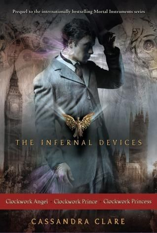 Review Ebook Clockwork Angel Clockwork Prince Clockwork Princess