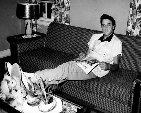 Pin Von Tanja Graf Auf Elvis Presley Photos With Info