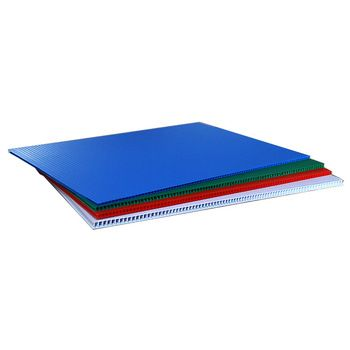 4x8 Coloured Polypropylene Corrugated Plastic Clear Corflute Sheets Corrugated Plastic Corrugated Plastic Sheets Hard Plastic Sheets