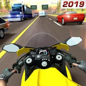 Highway Moto Rider 2 V1 3 Mod Apk Free Shopping With Images