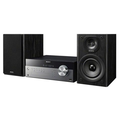 Chaine Hifi Cmtsbt100 Taille Taille Unique Products Chaine Hifi Bluetooth Et Micro Chaine