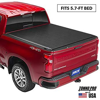 Tonno Pro Lr 2020 Lo Roll Tonneau Cover In 2020 Tonneau Cover Truck Bed Truck Bed Covers