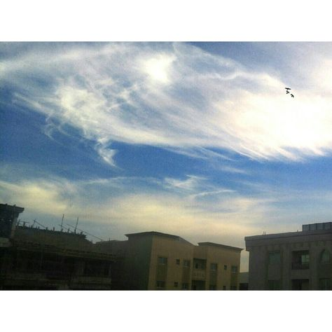 skyview #skyart #snowy clouds #flying...