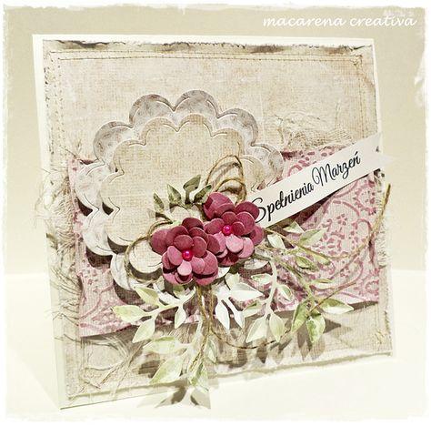 card by Marzena Ziuziakowska