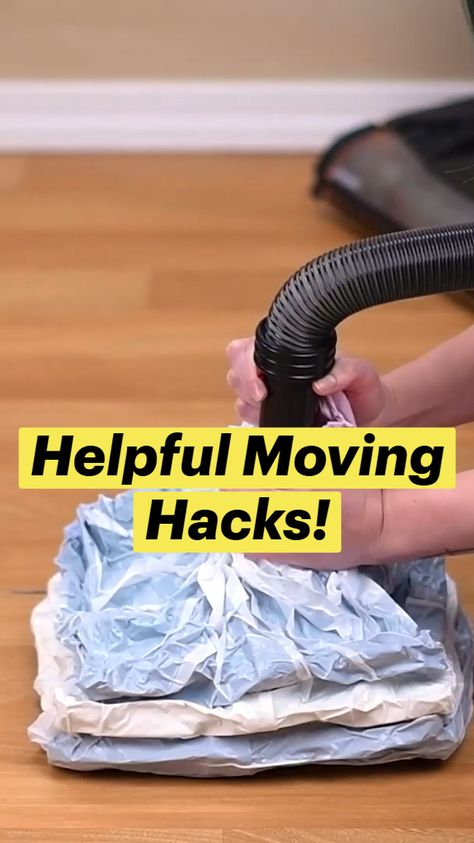 Helpful Moving Hacks!