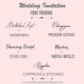 Font Per Partecipazioni Di Matrimonio.Wedding Fonts I Migliori Fonts Per Partecipazioni Di Matrimonio