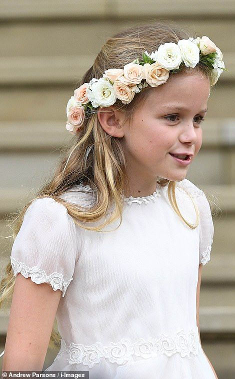 Queen And Prince Harry Attend Lady Gabriella Windsor S Wedding