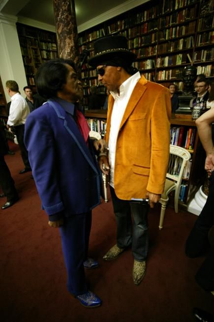 Photos From Love With Arthur Lee Lovewitharthurlee On Myspace James Brown With Arthur At Mojo Awards James Brown Love Band Music Words