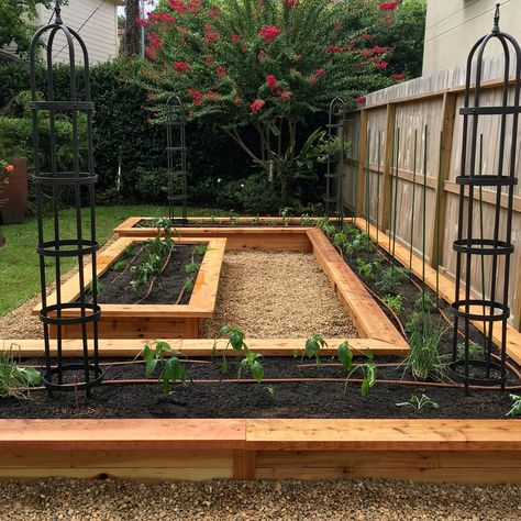 3 Tips to Create a Keyhole Kitchen Garden — Rooted Garden