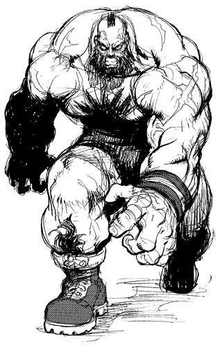 Zangief In 2020 Street Fighter Characters Street Fighter Art