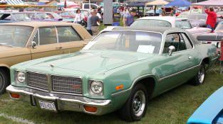 1975 Dodge Coronet Brougham Hardtop Coupe Classic Dodge Cars