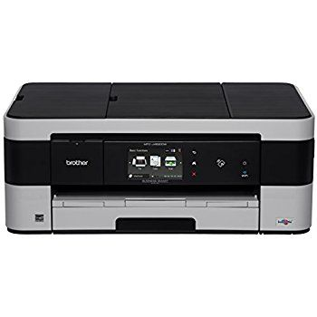 Brother Compact Monochrome Laser Printer Hl L2350dw Wireless Printing Duplex Two Sided Printing Amazon Dash Replenis Laser Printer Printer Legal Size Paper