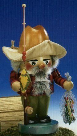 Steinbach Troll Fisher Nutcracker ** This is an Amazon Affiliate link. Visit the image link more details.